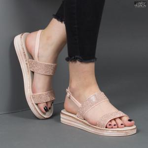 Sandale ''YiYi 20-8 Pink'' [D17C5]