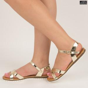 Sandale ''YiYi K-20 Gold'' [D9B2]