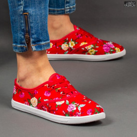 Tenisi ''WE Fashion 815 Red'' [D19C5]