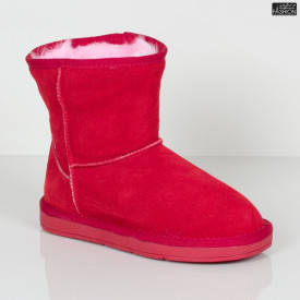 Cizme Copii ''MRS 5821 Red'' [D15D11]