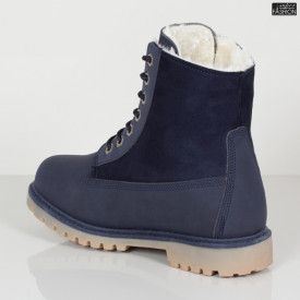 Ghete ''Fashion Style FD109 Blue'' [D1C8]