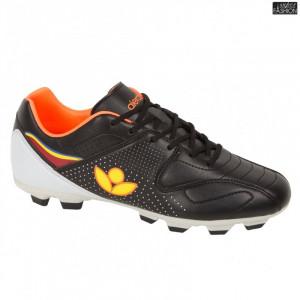 Ghete fotbal ''Aierda 15881 Black / Orange''