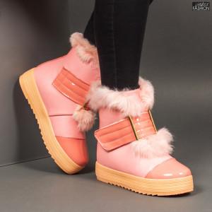 Ghete ''Mei F55903 Pink''