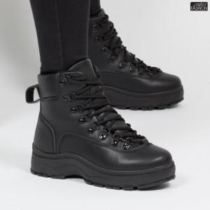 Ghete ''Mei YKQ80A Black'' [D4E5]