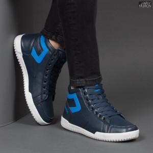 """Ghete Sport """"Aierda ZL1738-3 Dk. Blue Lt. Blue"""""""