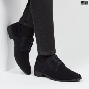 Pantofi ''Free Fashion 0813-2 Blue'' [S7B3]