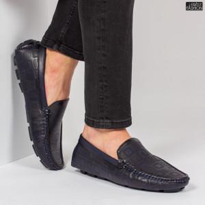 Pantofi ''Free Fashion 6601-7 Blue'' [S10E1]