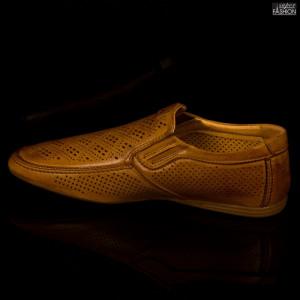 Pantofi ''Meko.Melo L5889-6 Yellow'' [S23E11]