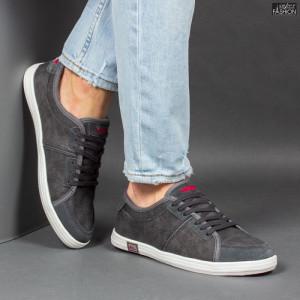 Pantofi Sport ''23DEC. 1315-A D. Grey'' [S19C6]