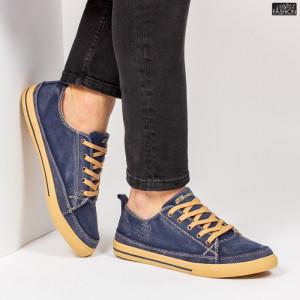 Pantofi Sport ''23DEC. M9030-03 Navy Brown''