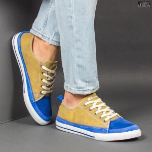 Pantofi Sport ''23DEC. M9030-56 Royal Brown'' [S15E5]