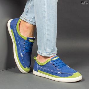 Pantofi Sport ''23DEC. M9033-03 Royal Green''