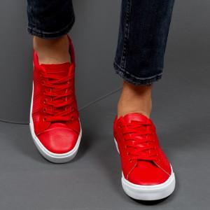 Pantofi Sport ''ABC H2186 Red'' [S16B3]