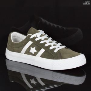 Pantofi sport ''ABC H2203 Army Green'' [D19C1]