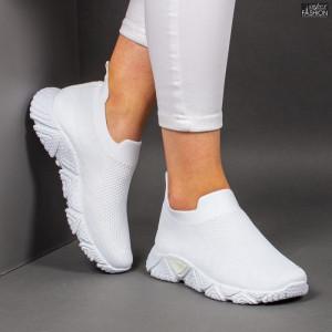 Pantofi Sport ''ALD Fashion HQ-208-268 White ''