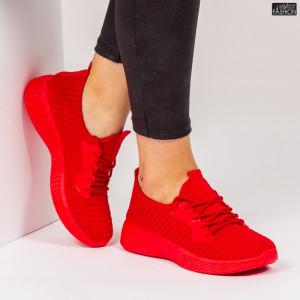 Pantofi Sport ''ALD Fashion HQ-34-155 Red'' [D1C4]