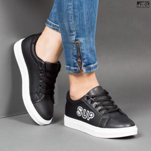 Pantofi Sport ''ALD Fashion HQ-F28 Black'' [D5D6]