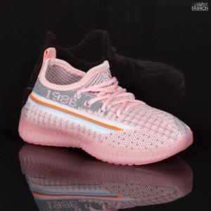 Pantofi Sport Copii ''BAO SPORT 8222 Pink'' [D18C5]