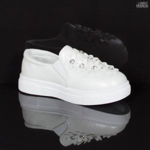 """Pantofi Sport Copii """"Fashion 5510 Silver"""" [D23E3]"""