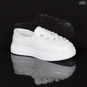 "Pantofi Sport Copii ""Fashion 5510 Silver"""