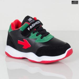 Pantofi Sport Copii ''Sport 1856 Black'' [S23C10]