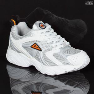 Pantofi Sport Copii ''Veer Fashion 5137 Grey Orange''