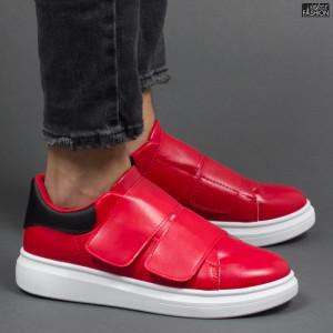 Pantofi Sport ''DCF.68 B83 Red Black''