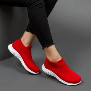 Pantofi sport ''DCF.68 Fashion DF-03 Red'' [D23E9]