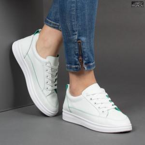 Pantofi Sport ''DON Fashion TS512 Green '' [D5C1]