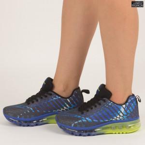 Pantofi sport ''JXEKE 8001 Blue'' [D20C1]