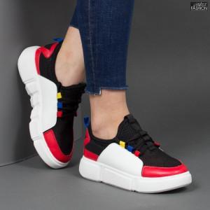 Pantofi Sport ''Mei GB73 Black''