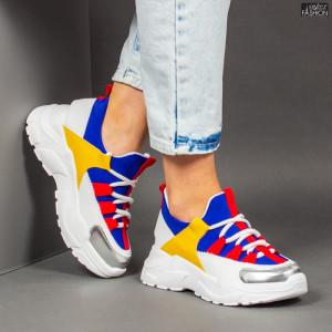 Pantofi Sport ''Mei NX100 Blue''