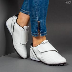 Pantofi Sport ''NCD Fashion 9088 White Black '' [D23B11]