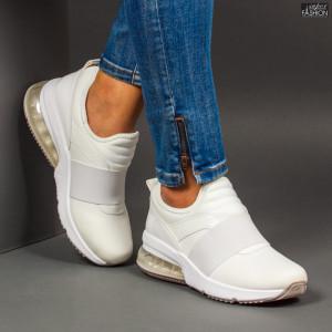 Pantofi Sport ''Se7.en X627 White''