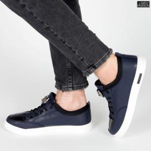 """Pantofi Sport """"SPORT Fashion 8812 Blue"""" [S23B10]"""