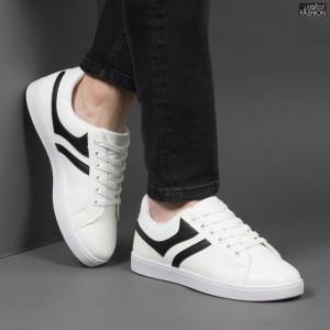 Pantofi Sport ''Veer Fashion B2811-2 White'' [S21E4]