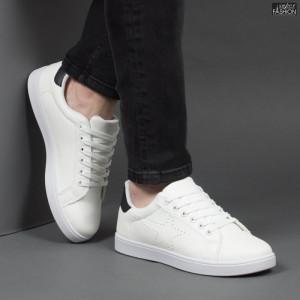 Pantofi Sport ''Veer Fashion B2813-2 White''