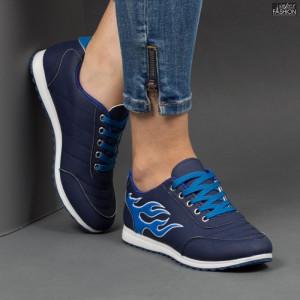 Pantofi Sport ''WE Fashion 105 Navy R. Blue''