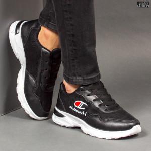 """Pantofi Sport """"WE Fashion 1901-1 Black''"""