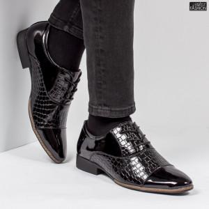 Pantofi ''Z68 Fashion BY-7356 Black''