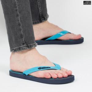 "Papuci ""Aierda 66A Dk. Blue'' [S15B1]"