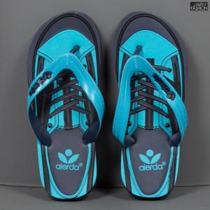 """Papuci """"Aierda 66A Dk. Blue''"""
