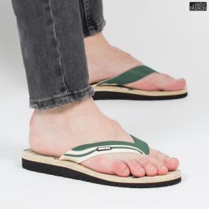 "Papuci ""Aierda A73 Green'' [S11B10]"