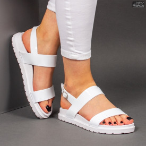 Sandale ''ALD Fashion HQ-F809 White''