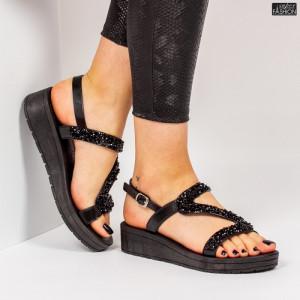 Sandale ''ALD Fashion HQ-L20091 Black'' [D2C1]