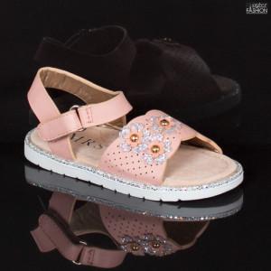 Sandale Copii ''MRS 162 Pink'' [D1D5]