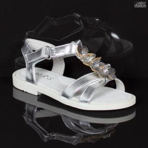 Sandale Copii ''MRS 673 Silver'' [D4D6]