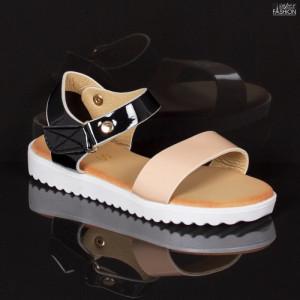 Sandale Copii ''MRS R909 Beige'' [D3E2]