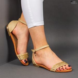 Sandale ''D.L. Fashion T-13 Apricot''