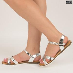 Sandale ''YiYi K-20 Silver'' [D9B1]
